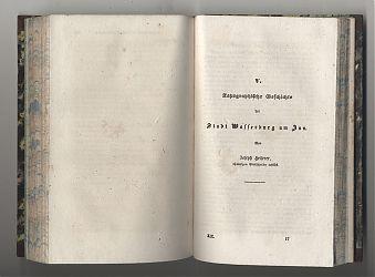 Ankauf alte Bücher & Graphik von Wasserburg am Inn : Antiquariat Joseph Steutzger