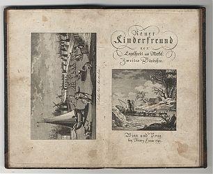 Engelhardt/Merkel : Neuer Kinderfreund. Zweites Bändchen. - Wien/Prag, 1799. - Antiquariat Joseph Steutzger