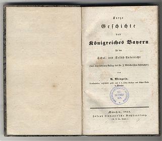 Buch- und Kunst-Antiquariat Joseph Steutzger // www.steutzger.net // Ankauf alte Bücher in München