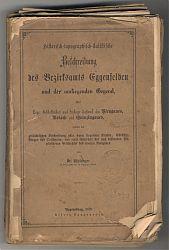 Wulzinger : Eggenfelden, 1878. - Antiquariat Joseph Steutzger / Ankauf alte Bücher - www.ankauf-buecher-muenchen.de