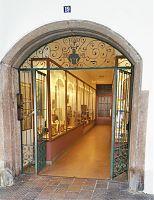 Ausstellung-Schaufenster in Wasserburg am Inn - Kunsthandel Joseph Steutzger - https://ankauf-gemaelde-muenchen.de