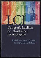 Das große Lexikon der christilichen Ikonographie (LCI) / Antiquariat Joseph Steutzger